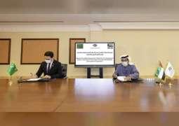 """""""أبوظبي للتنمية"""" يوقع ثلاث مذكرات تفاهم مع حكومة تركمانستان لتعزيز التعاون التنموي والاقتصادي والاستثماري"""