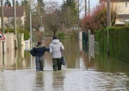 France's Meteorological Service Puts 17 Departments on 'Orange' Alert Over Flooding