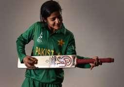 Javeria Khan bats Pakistan to win in third T20I