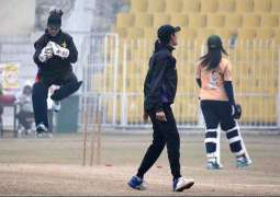 Pakistan women cricketers arrive in Harare for their first international tour