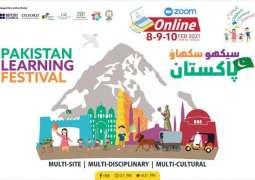 Multi-site, multi-lingual, multi-cultural Pakistan Learning Festival from Feb 8