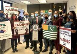 New York State passes resolution to observe Feb 5 as Kashmir American Day