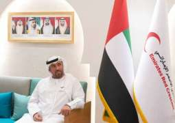 AED3.8 billion cost of Emirates Red Crescent's projects in 5 years: Secretary General