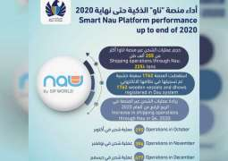 NAU platform facilitates shipments of 255K tonnes cargo on 'dhows' through Dubai Creek in 2020