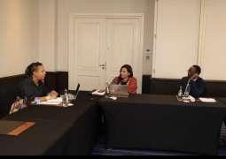 Bodour Al Qasimi in Kenya on post-COVID damage assessment tour