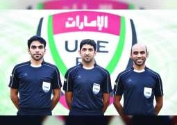 All-Emirati refereeing team to officiate in semi-final of FIFA Club World Cup