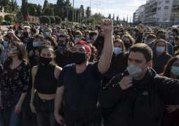 At Least 30 People Detained in Athens During Anti-Education Bill Protest - Reports
