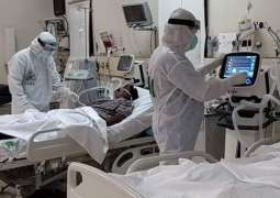 Pakistan reports 57 deaths due to COVID-19 during last 24 hours