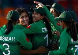 Update on Pakistan women's tour to Zimbabwe
