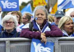 'Yes' Vote Leads in Latest Scottish Independence Poll