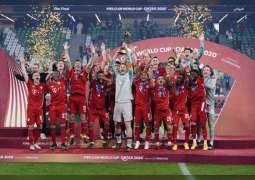 Bayern Munich complete sextuple after beating UANL Tigres to win FIFA Club World Cup; Egypt's Al Ahly win bronze