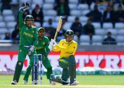 Schedule for T20Is, ODIs matches between Pakistan and South Africa confirmed