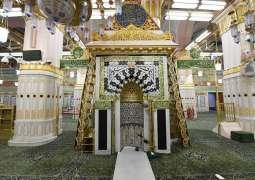 محراب المسجد النبوي.. أبرز المعالم النبوية
