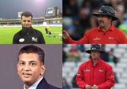 Match officials for HBL PSL 2021 confirmed