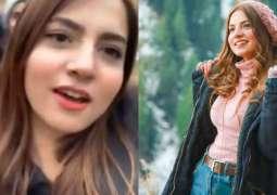 'Yea Hamari Pawri Ho rahi hey' girl storms into social media