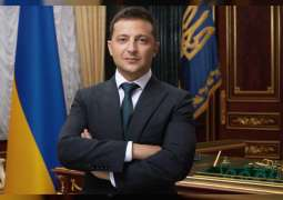 EXCLUSIVE: Ukrainian President says his country can be UAE's food security guarantor