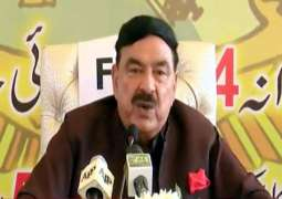 PTI will emerge victorious in upcoming Senate elections, says Sheikh Rashid