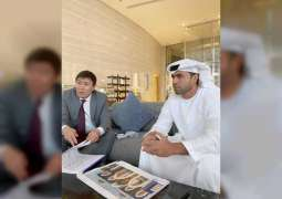 Minister of Education of Kyrgyzstan commends UAE's humanitarian support