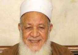 وفاة عضو ھیئة کبار علماء جامعة الأزھر الشریف بعد اصابتہ بفیروس کورونا