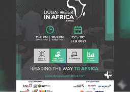Dubai Week in Africa 2021 virtual expo discusses critical importance of e-commerce