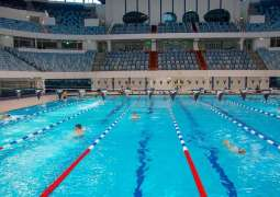 Hamdan Sports Complex hosts international camps and tournaments this weekend