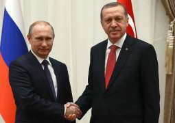 Putin, Erdogan Discuss Moscow-Ankara Cooperation on Karabakh Development - Kremlin