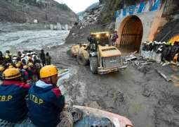 Death Toll From Glacier Disaster in Northern India Rises to 62 - Police