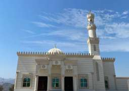 Sharjah Islamic Affairs opens two mosques in Kalba