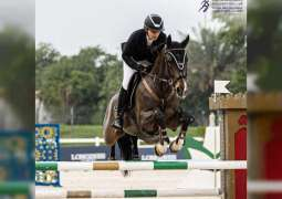Emiratis, foreigners continue to showcase talent on second day of FBMA International Show Jumping Cup