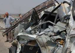 Road Crash in Northeastern Egypt Kills 9 People, Injures 6 Others - Reports