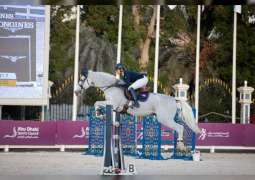 8th Fatima Bint Mubarak Ladies International Show Jumping Cup concludes