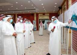 رئيس الهيئة العامة للنقل يزور جامعة جدة