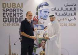 Grant to kickstart Dubai Sports Council's football player development program at Hatta on Tuesday