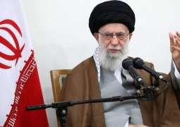 Iran Can Enrich Uranium to Up to 60% If Needed - Khamenei