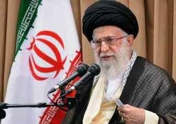 Khamenei Denies Iran Is After Nuclear Bomb