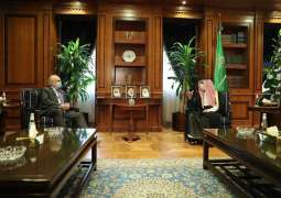 وزير الدولة للشؤون الخارجية يستقبل المبعوث الأمريكي لدى اليمن