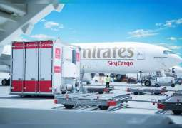 Emirates SkyCargo participates in Gulfood 2021
