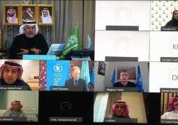 مركز الملك سلمان للإغاثة يوقع اتفاقية مع برنامج الأغذية العالمي لمنع حدوث المجاعة وسوء التغذية في اليمن