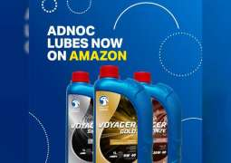 ADNOC Distribution launches Voyager lubricant range on Amazon