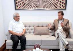 PM Imran meets Sri Lankan President