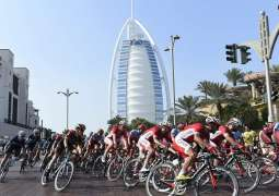 Rolling closures on select roads this Friday for 165km Dubai Stage of UAE Tour