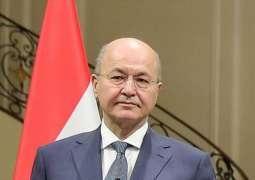 Iraq to Start Receiving Coronavirus Vaccines Next Week - President