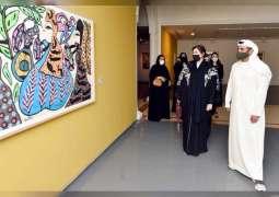 """""""الشارقة للمتاحف"""" تحتفي بإبداع فنانة تشكيلية جزائرية راحلة"""