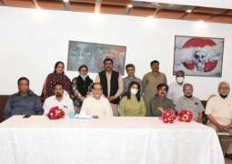 Formation of Administration Committee by Arts Council of Pakistan Karachi.