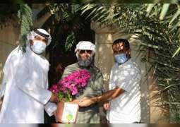 بلدية دبا الحصن تختتم مشاركتها في أسبوع التشجير الـ41