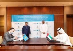 """اتفاقية بين """"مصدر"""" و """"سمروك - قازنيا"""" لاستكشاف فرص تطوير مشاريع طاقة متجددة في كازاخستان"""