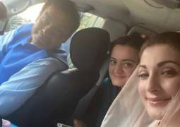Hamza Shehbaz released from Kot Lakhpat jail