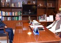 حکومة عمران خان تعیّن ساجد بلال سفیرا جدیدا لباکستان فی مصر