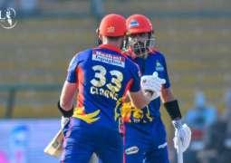 Karachi Kings defeats Multan Sultans by seven wickets