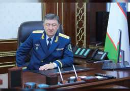 Uzbekistan-UAE cooperation on combatting crime developing rapidly: Uzbek Interior Minister